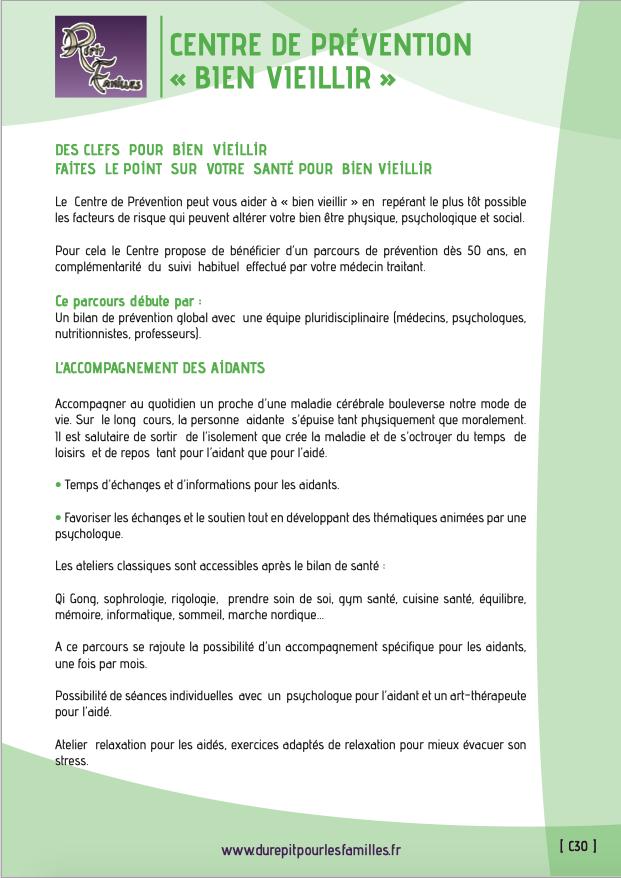 C30 centre de prevention bien vieillir recto