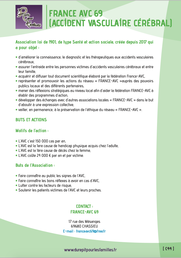 C44 france avc69